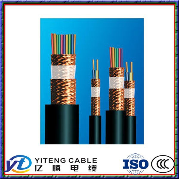 2016 high quality low pressure pvc shield power cable factory of China