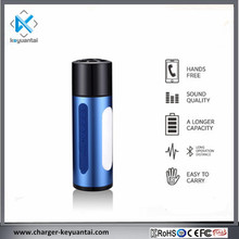 2017 Newest Wireless Bluetooth Speaker Portable Music Mini Waterproof Bluetooth Speaker with 5200mAh Power Bank,Camping Light