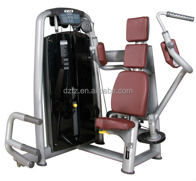 Seated Chest Fly Machine gym equipment Pectoral Machine/Butterfly Trainer <strong>fitness</strong> and body building machine TZ-6007