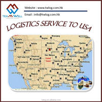 Sea Freight Logistics from Shenzhen to BUFFALO