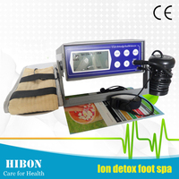 Deep Cleansing,Detox,Weight Loss Feature Top Professional Massage Machine Ion Cleanse Detox Foot Sp