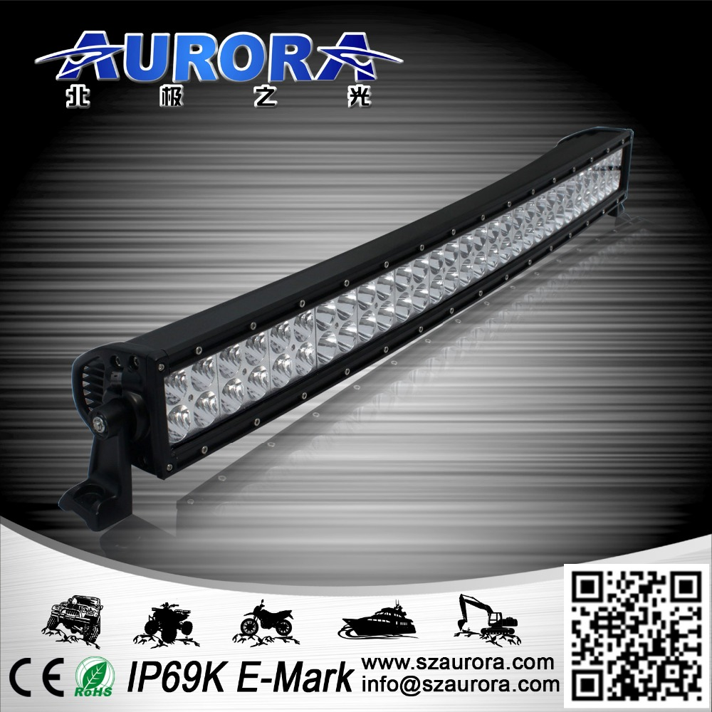 Hot Sale Double Row 30 inch Curved LED light bars