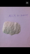 30-100mesh hot sale chinese wet mica application for the painting