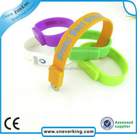 2014 new product cheap usb flash drive bracelets for usb 2.0 drive