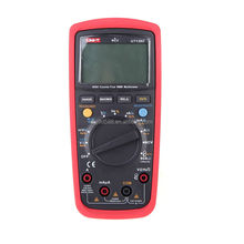 LCR Meter Multimetro Ammeter Multitester UNI-T UT139C True RMS LCD Display Electrical Digital Multimeters