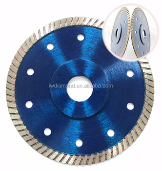 "4"" 5"" 6"" 7"" Turbo Diamond Blade 5/8 Arbor Diamond Blade"