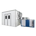 Environment safe testing machine temperature humidity walk-in test chamber