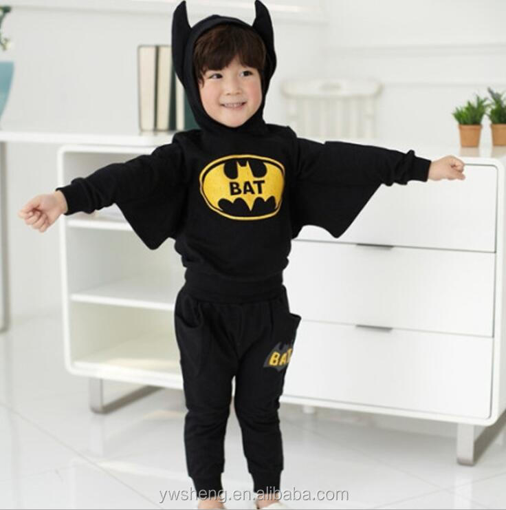 fancy baby boy clothes ,autumn winter children outfit sports wear