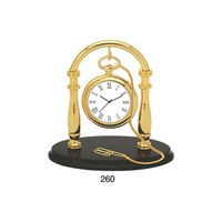 pocket watch with stand