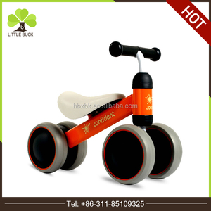 China factory hot sale cheap price 3 EVA wheel no pedal balance children bike / balance bicycle child balance bike