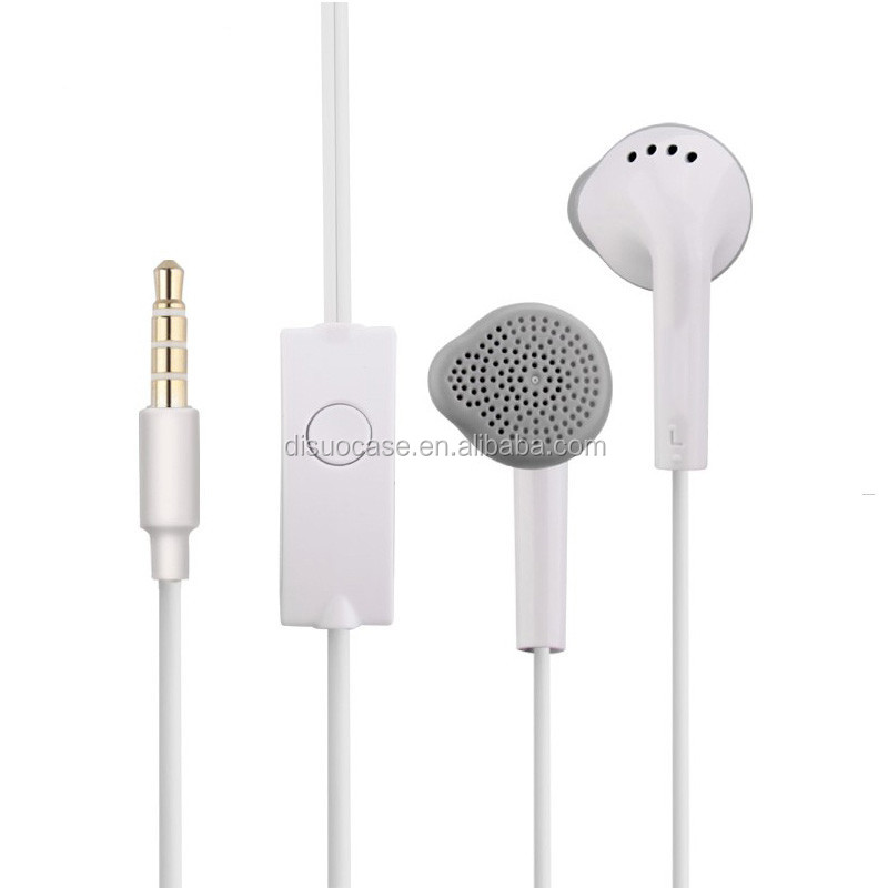 For Samsung Earphones Sports Earbuds Microphone For Galaxy A3 A5 A7 A8 A9 J1 j2 Pro J5 J7 Note 3 4 5 8 9 S7 S8 S9 S5830 Earphone