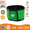 OEM ODM Foldable Pet Travel Water Bowl Folding Bowls For Dog Pet Productions