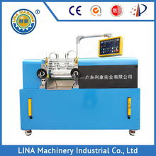 LN-120 Lab Two Roll Rubber Open Mixing Mill/Rubber Milling Machine