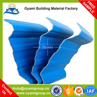 Anti corrosive 3 layers buy pvc plastic roof tile for factory
