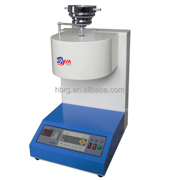 Prominent LYJ-421 Melt Flow Index Tester,high-grade melt flow index machine