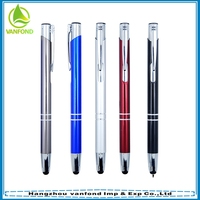 Classic metal stylus pen free sample for promotion