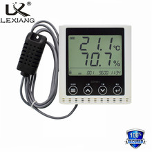 Industrial temperature display monitor temperature and humidity transmitter high sensitive temperature and humidity sensor