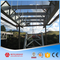 ADTO Group Prefabricated Steel Frame Kit Home House Hot Rolled Q234 Q345 H Beam Sections Profile For Workshop Wholesale