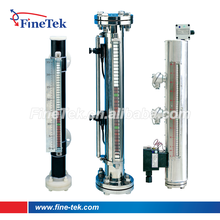Application of water level indicator float ball gauge level water gauge