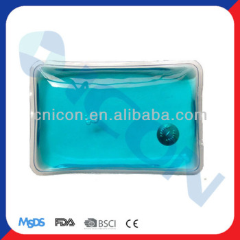 Magic gel reusable hand warmer heat packs