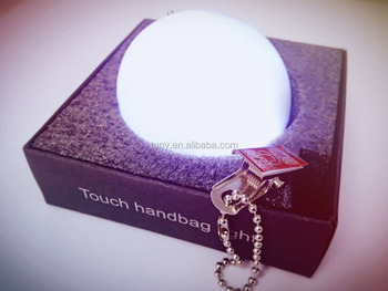 LED Sensor Night Light for bag for Promotional Goods