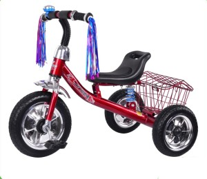 Toy tricycle with trailer, tricycle for kids,children baby tricycle Ride on toy car