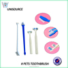 Long Handle Two heads Pet Toothbrush