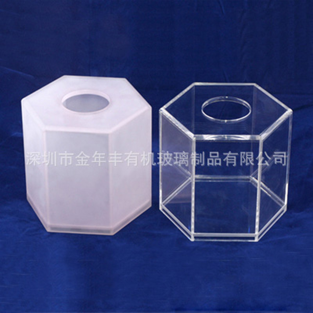 Customized Acrylic Lucky Draw Box