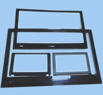 Injection plastic mould for LCD