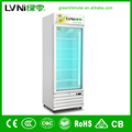 cryogenic new type drinks cooler/supermarket display freezer