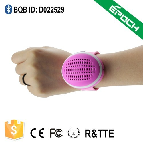 Shenzhen 2015 New Type Of The Mobile Phones Accessories Wearable Devices Smart Band Bluetooth Watch Speakers