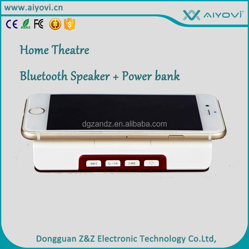 Bluetooth speaker multifunctional for smartphoone power bank OEM charger