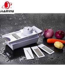 5 in 1 plastic kitchen garater multi wonder grater