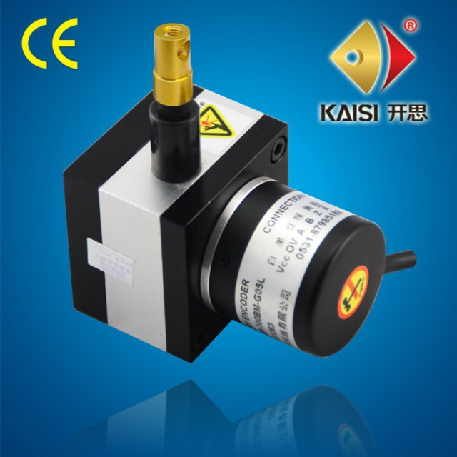 string encoder sensor KS18-800-0075-F incremental rotary encoder sensor draw wire encoder sensor