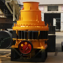 Cone Crusher for Ballast Stone