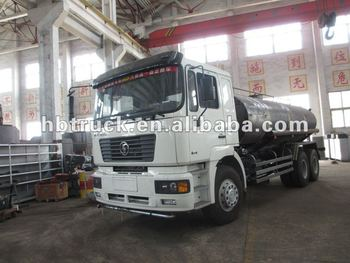 Hot sale!!! Shanqi water tank truck with Fire monitor