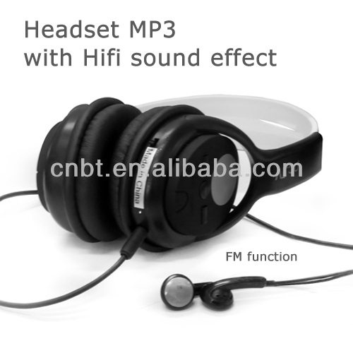2013 sport mp3 player hifi sound effect Supports many audio formats
