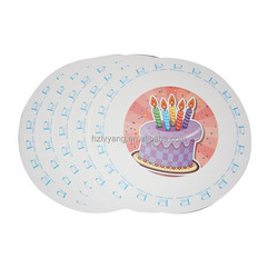 New Fashion Hot Selling Paper Plate Monkey