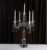 crystal candelabra centerpieces for home decoration on hot sale