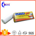 Hot sale recycle degradable white garbage plastic bag for household