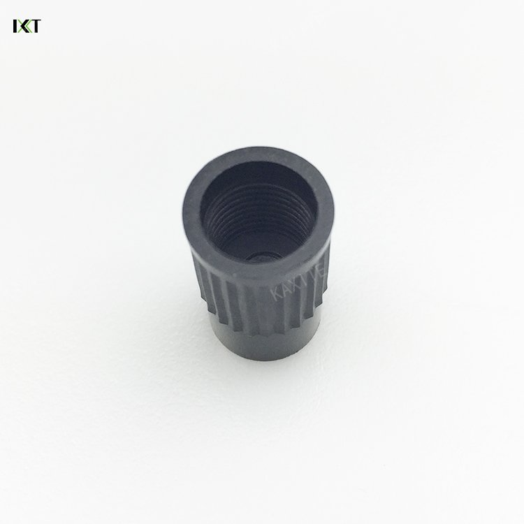 Plastic custom air alert tire E valve caps for car