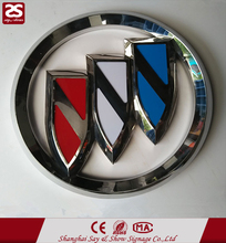 Factory direct sale custom stainless steel car logo auto logo