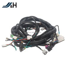 Customized OEM ODM toyota auto parts electronic ecm wiring harness