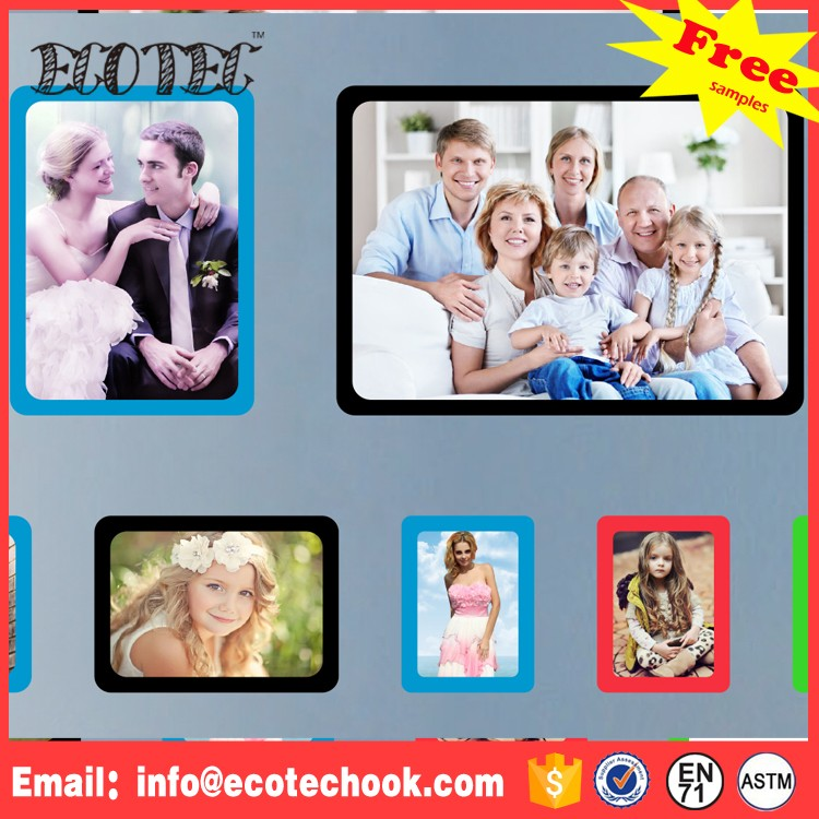 Flexible whiteboard dimensions new design soft pvc photo frame for pictures