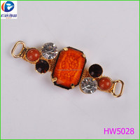 The bling rhinestone shoe buckle ,shoe clips for high heel