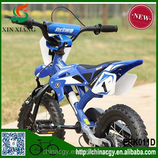 Kids balance motorcycle type bike with free wheels/baby bicycle with balance wheels