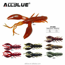 China Fishing Shop Fishing lures Crab Shrimp Soft Bait For Carp Fishing Tackle