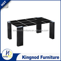 Best Sell Modern Tempered Glass Coffee Tables Sets, Glass Coffee Table, side table
