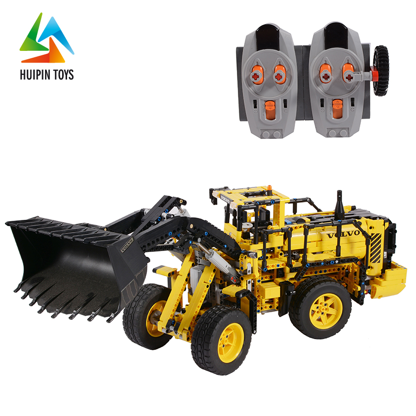 plastic 20006 construction toy trucks rc excavator for children