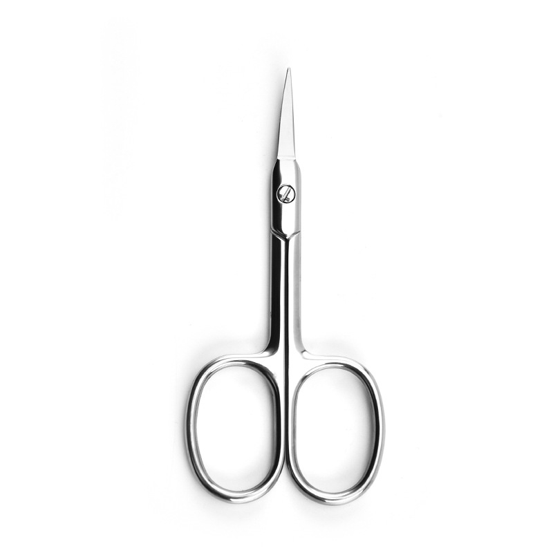 FQ brand stainless steel mustache trimming grooming beard mustache scissors